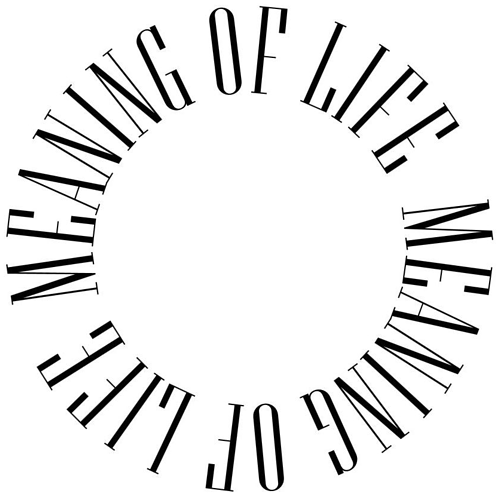 MEANING OF LOVE LOGO