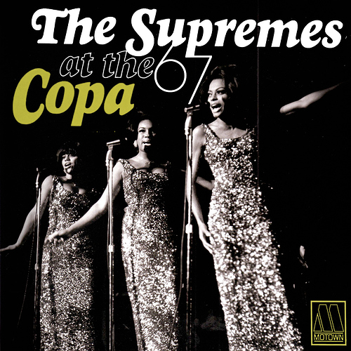The Supremes At The Copa (by Jonathan Gardner)